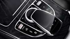 Mercedes Dial & Touchpad