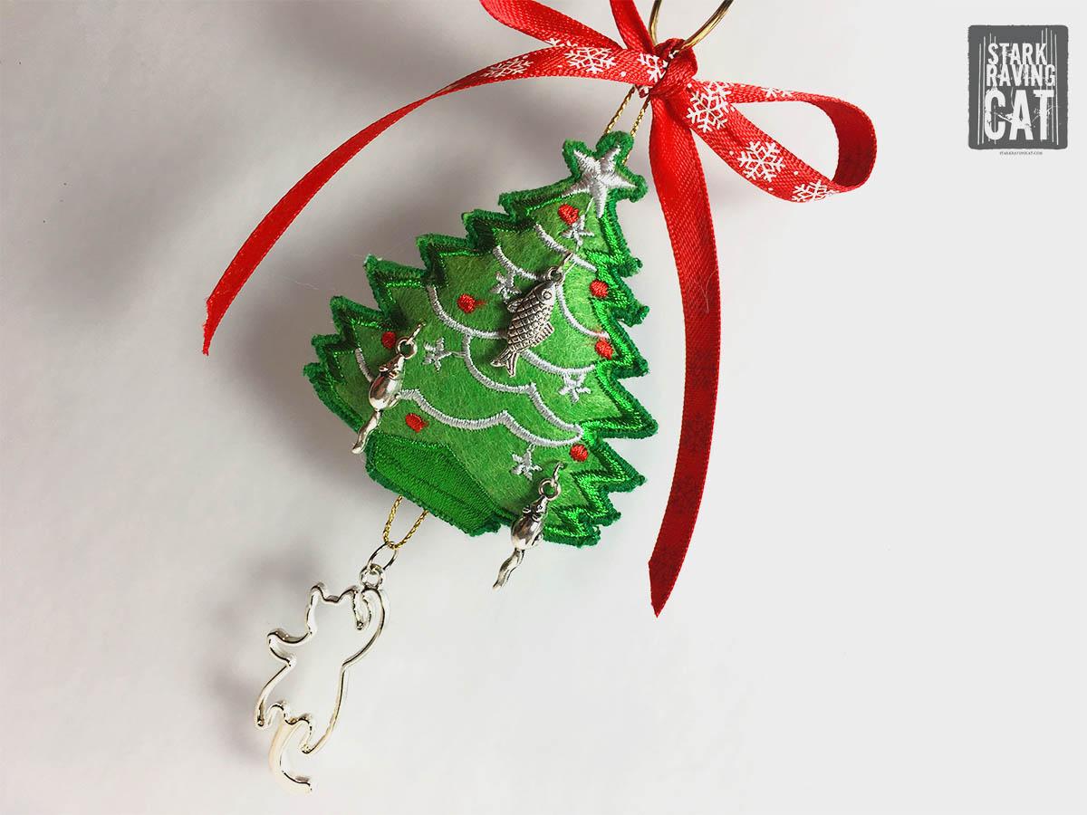 Holiday Christmas Stockings Dancer
