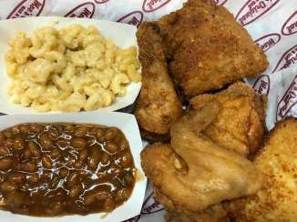 Moe's Original BBQ - Fried Chicken