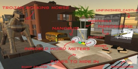 The setting for 2007 NNWM write ins in SL