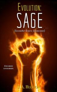 Evolution: SAGE cover