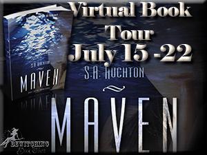 MAVEN Blog Tour the Second!