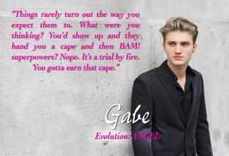 E:A Gabriel Vandermeer teaser