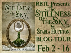The Stillness of the Sky Blog Tour Banner