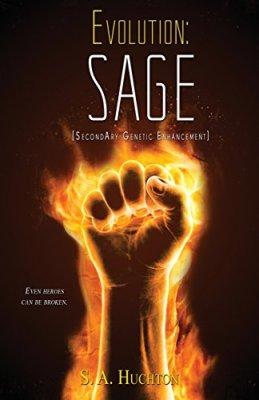 Evolution: SAGE (The Evolution Series) (Volume 2)