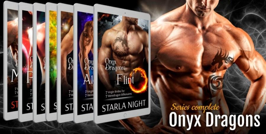 Onyx Dragons all books