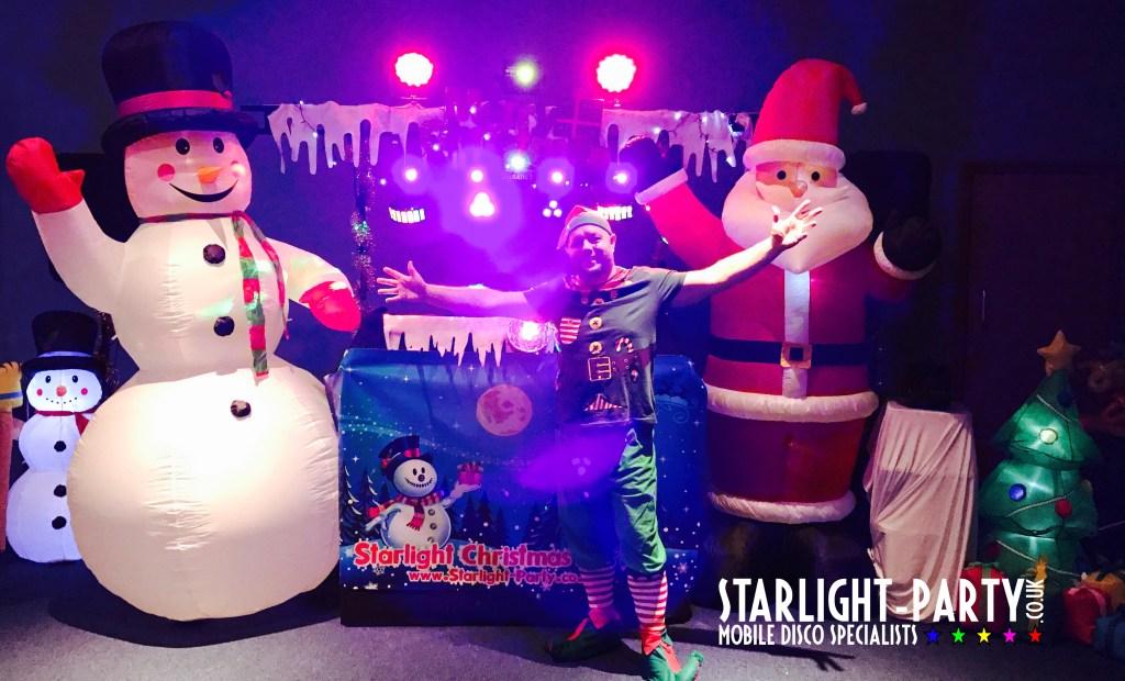 DJ Elfie Christmas