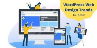 Latest Website design NZ trends for WordPress