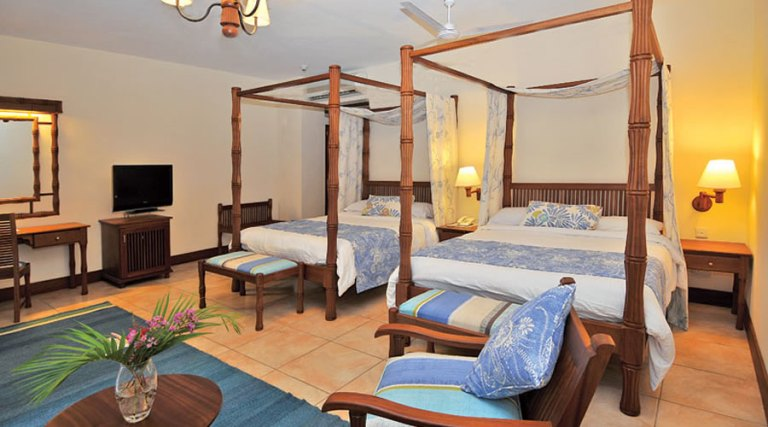 A room at Baobab Beach Resort and Spa