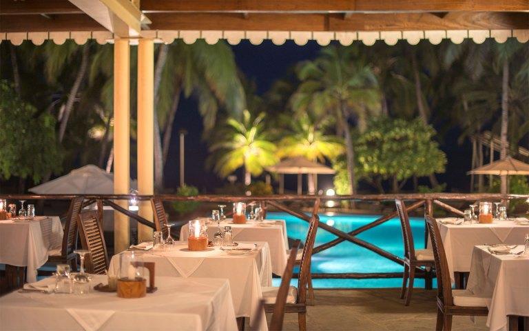 Restaurant at Malindi Dream Garden