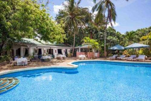 Swimming pool at Seaview Resort