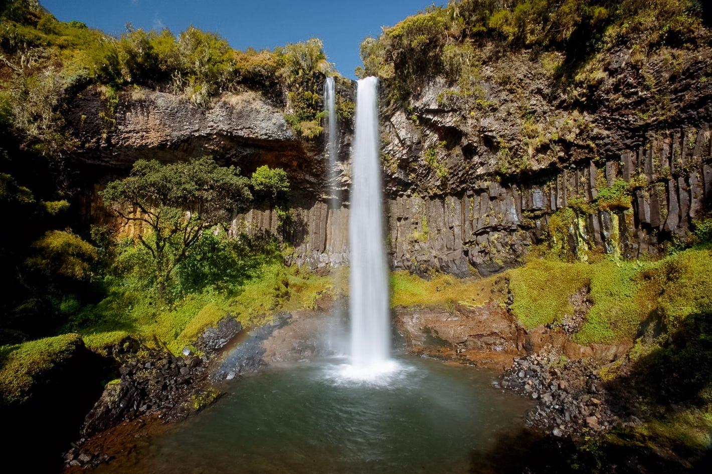 Karuru Falls, Aberdares National Park