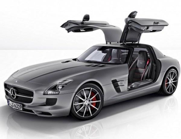 Mercedes-Benz SLS GT AMG