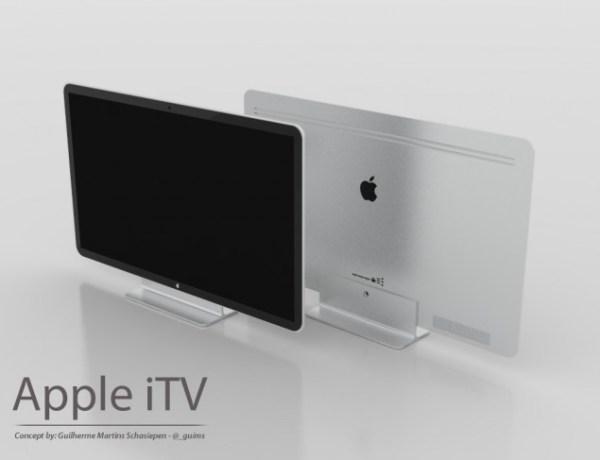 iTv: La TV d'Apple les premières images