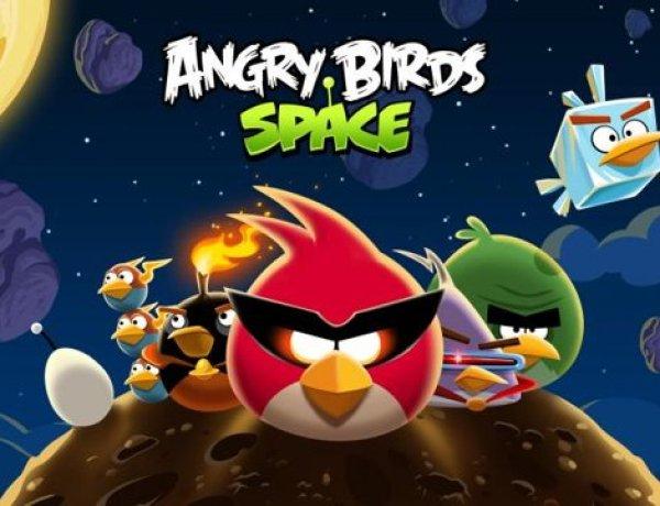 Angry birds : 100 millions de téléchargement