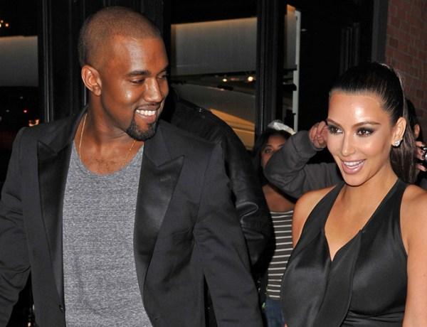 Kanye West : Une Télé-Réalité avec Kim Kardashian
