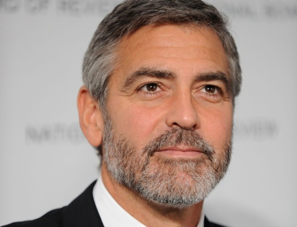 George Clooney : Kim, une mauvaise influence!