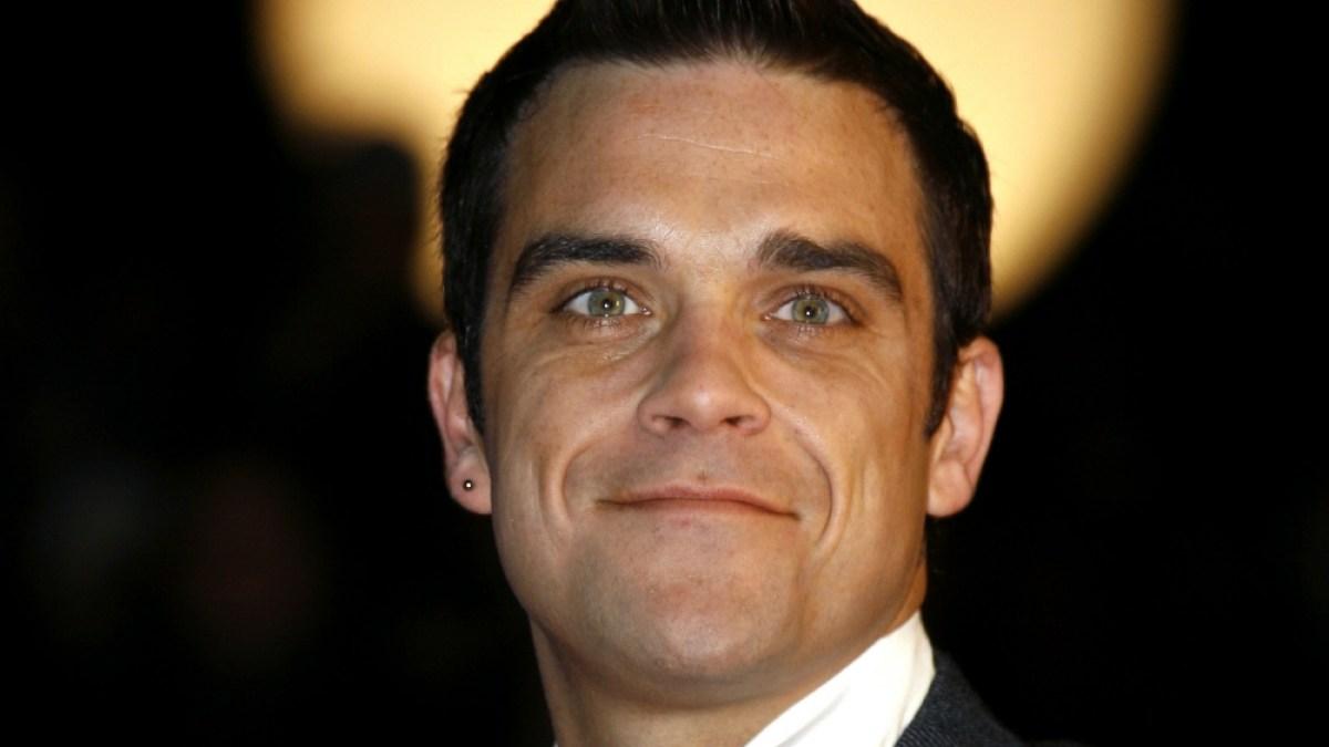 Robbie Williams : Une heureuse nouvelle!