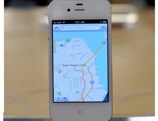 Iphone 5 : La cartographie ? Pas encore ça