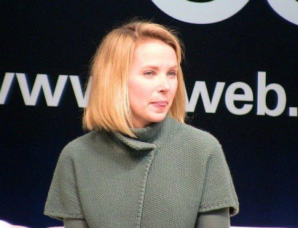 Marissa Mayer : Elle ne lâche pas Yahoo !