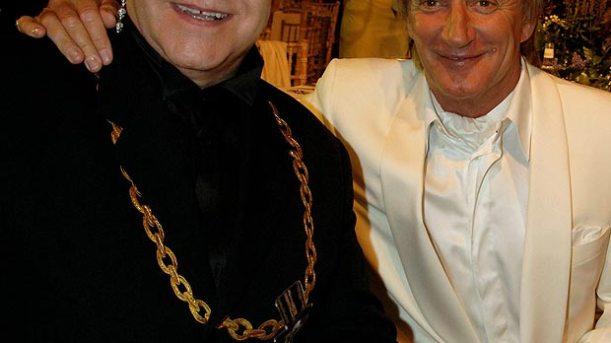 Rod Steward & Elton John