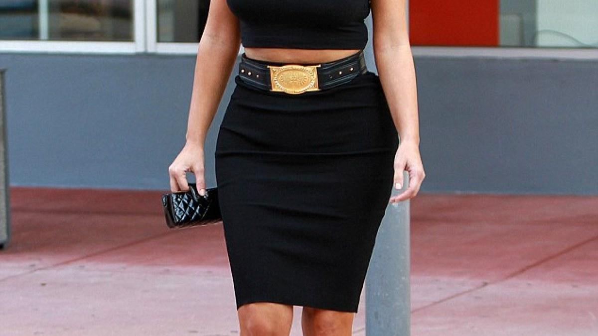 Le retour très en formes de Kim Kardashian