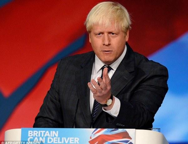 Boris Johnson : Conseiller fiscal pour les riches Français!