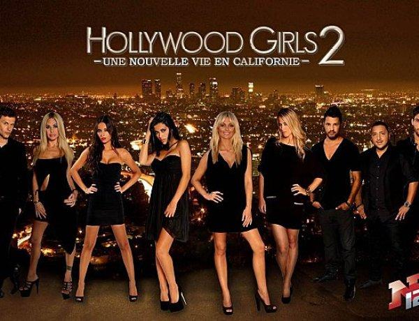 Hollywood Girls 2 : Des étincelles lors du mag !