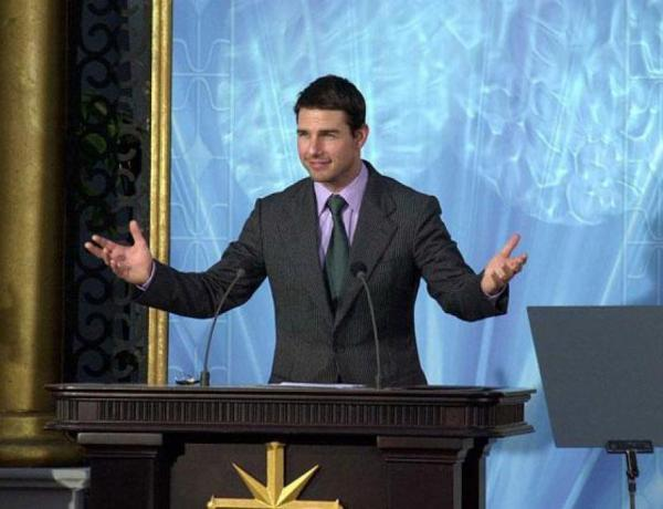 Tom Cruise : Début d'une nouvelle vie ?