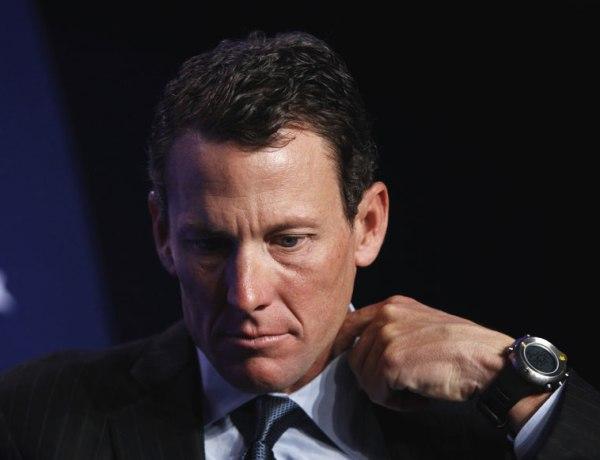 Lance Armstrong: Et de trois!