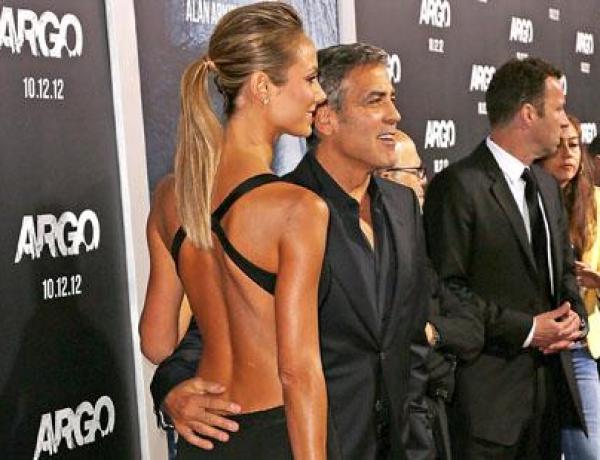 George Clooney trop concentré dans sa carrière