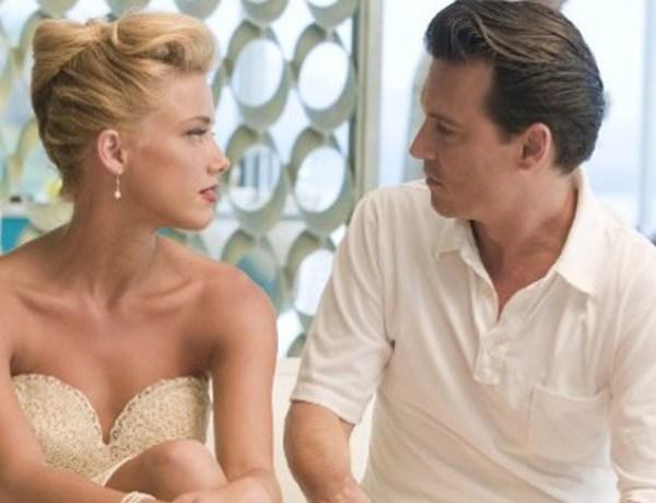 Johnny Depp: Pris en flagrant délit à une soirée Hollywoodienne!
