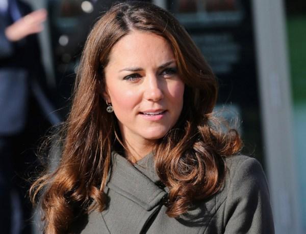 Le portrait officiel de Kate Middleton raté ?