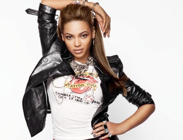 Beyonce devient mannequin?