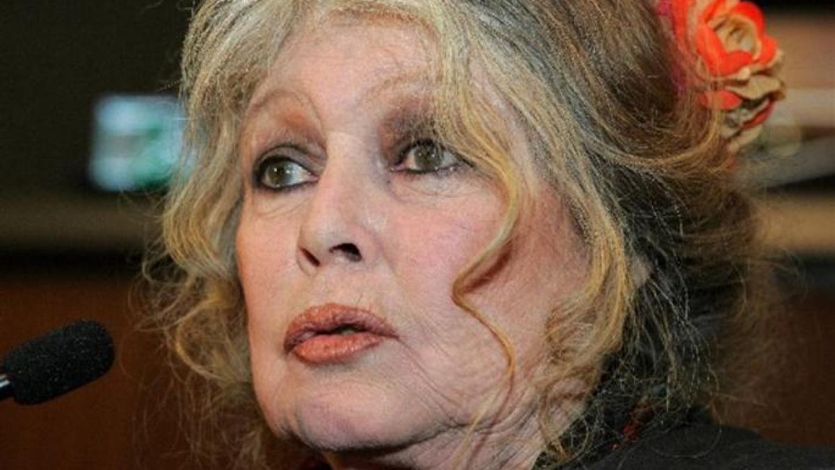 Brigitte Bardot: J'en ai plein le c… Ras-le-bol!