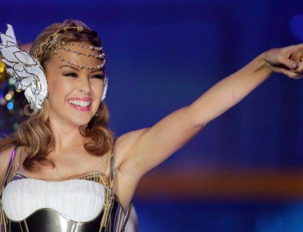 Kilye Minogue : Sur la route du grand écran