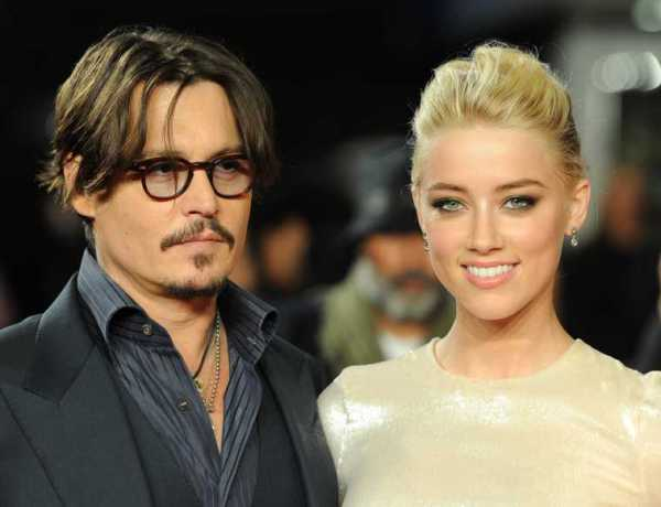 Johnny Depp et Amber Heard, l'officialisation ?