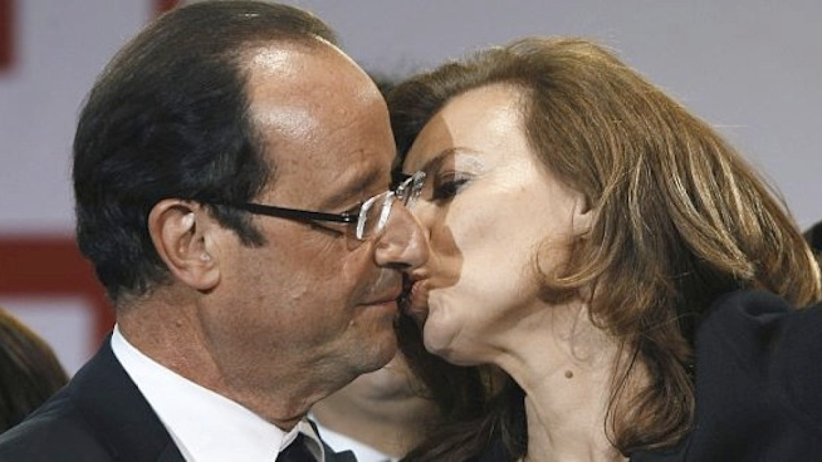 Hollande/Trierweiler : La rupture est officielle !