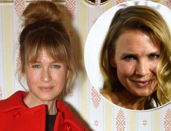 Le nouveau visage de Renée Zellweger : Après le bistouri, le coup de vieux