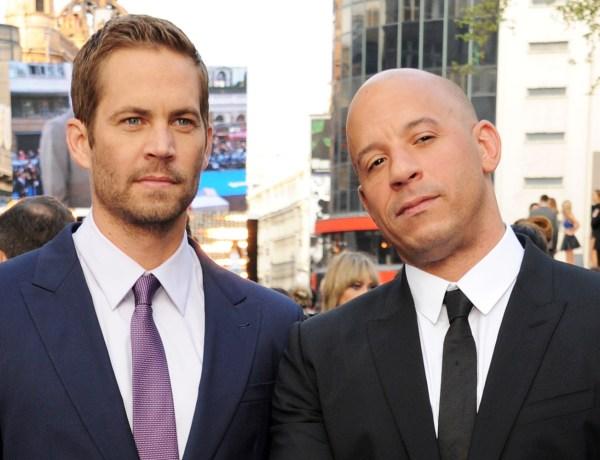 Vin Diesel : L'acteur conduit la fille de Paul Walker à l'autel le jour de son mariage