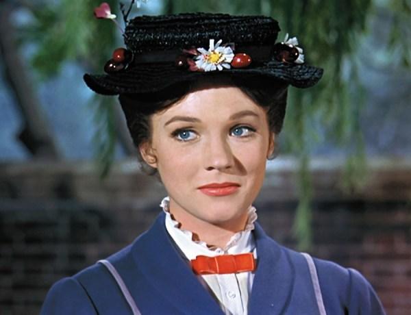 Disney annonce un nouveau film pour Mary Poppins !