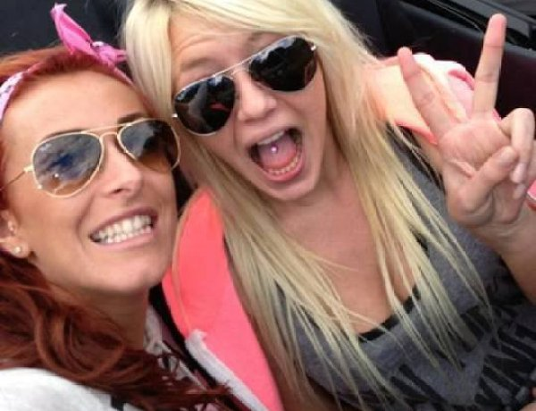 #LMSA : Tressia balance, «Gaëlle est juste une pote de tournage !»