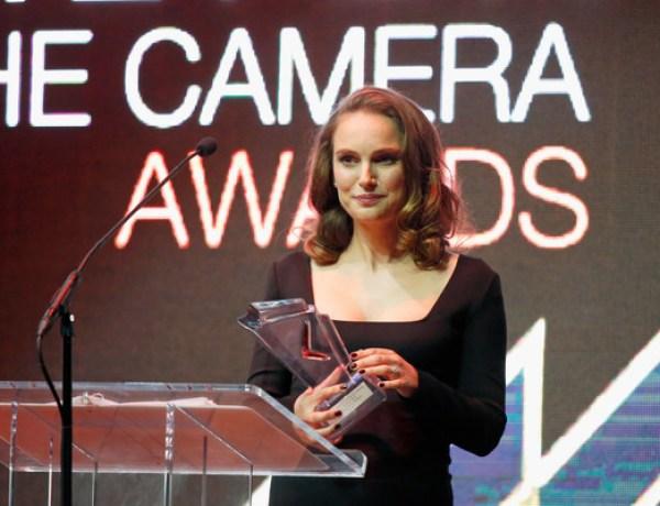 Natalie Portman : Son baby bump illumine les Hollywood Film Awards !