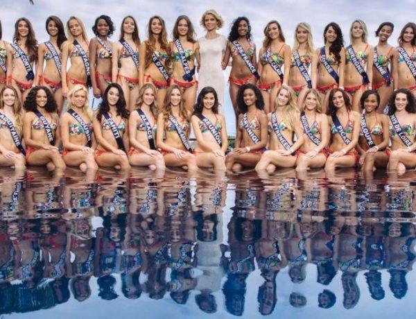 Miss France 2017 : L'impressionnant Mannequin Challenge des miss !