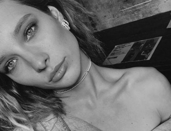 Ilona Smet se la joue sexy sur Instagram