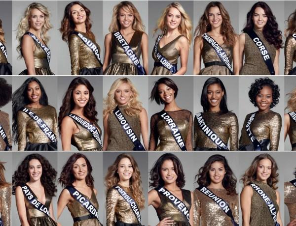 Miss France 2017 : Qui sont les favorites au titre ?