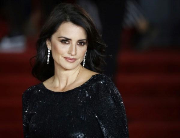 Penelope Cruz recevra un César d'honneur
