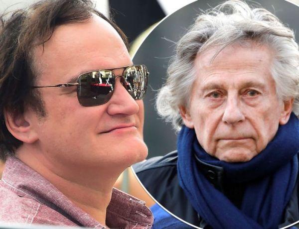 Quand Quentin Tarantino défendait Roman Polanski : Ses propos controversés refont surface
