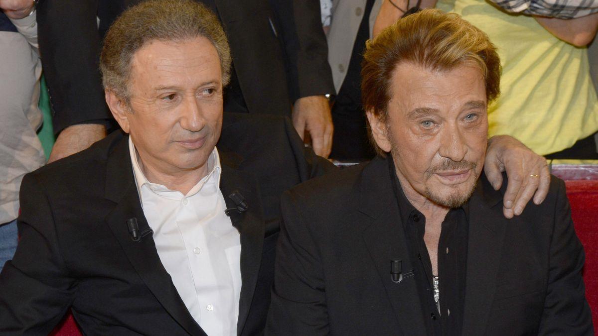 Johnny Hallyday transformé par la douleur: Michel Drucker se confie sur son calvaire avant sa mort