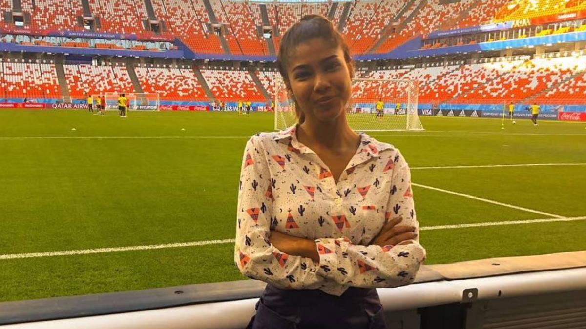 Coupe du Monde 2018  : Une journaliste agressée sexuellement en plein direct